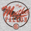 Mutha Falcon BG by WeBleedOhio