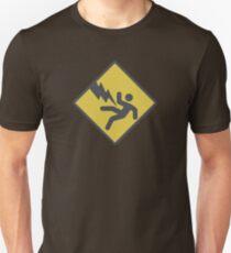 Zapped Unisex T-Shirt
