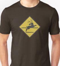 Jackalope Crossing Unisex T-Shirt