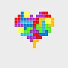 I Hearts Colourful Blocks by sonicfan114