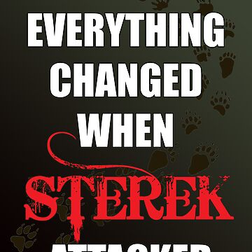 Sterek Changes Everything by FlyingSolo
