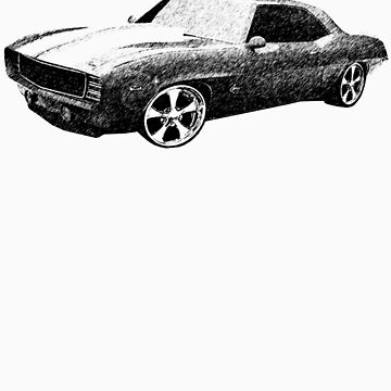 Muscle Car by DumbDesigns