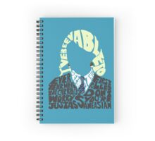 Luna Lovegood Spiral Notebook