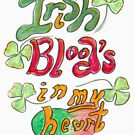 Irish Blood's in my Heart by Mike HobsoN