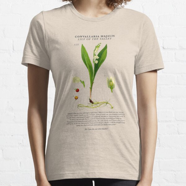 Breaking Bad - Lily of the Valley Essential T-Shirt