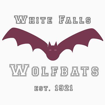 White Falls Wolfbats  by karikamiya