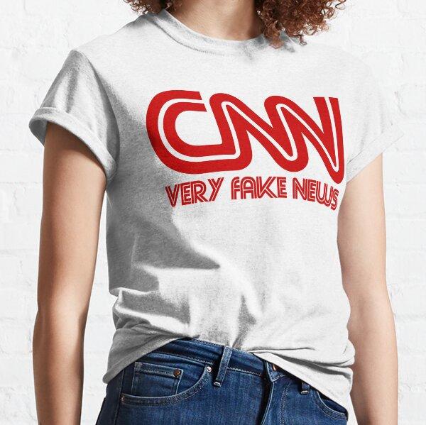 CNN is Fiction Classic T-Shirt