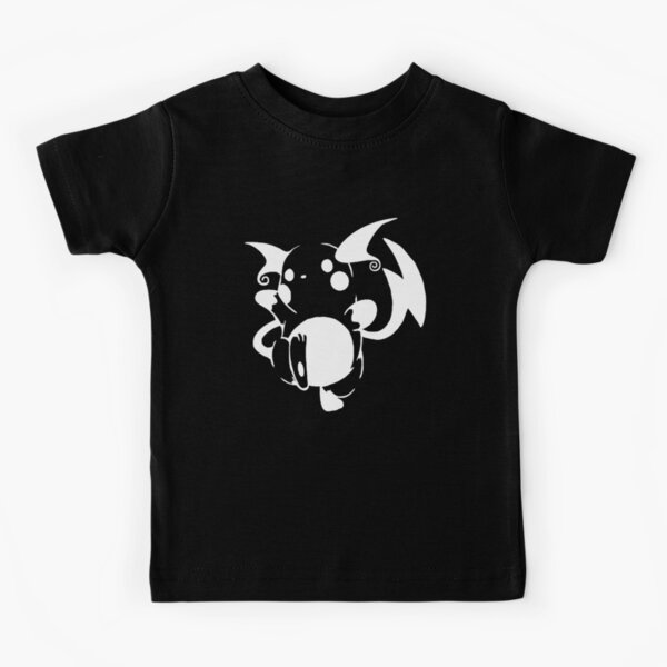 Raichu White Kids T-Shirt