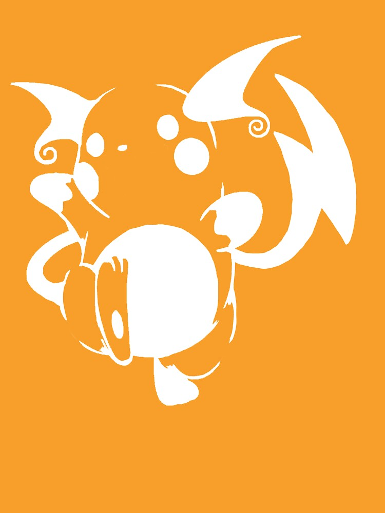 Raichu White by dreamlandart