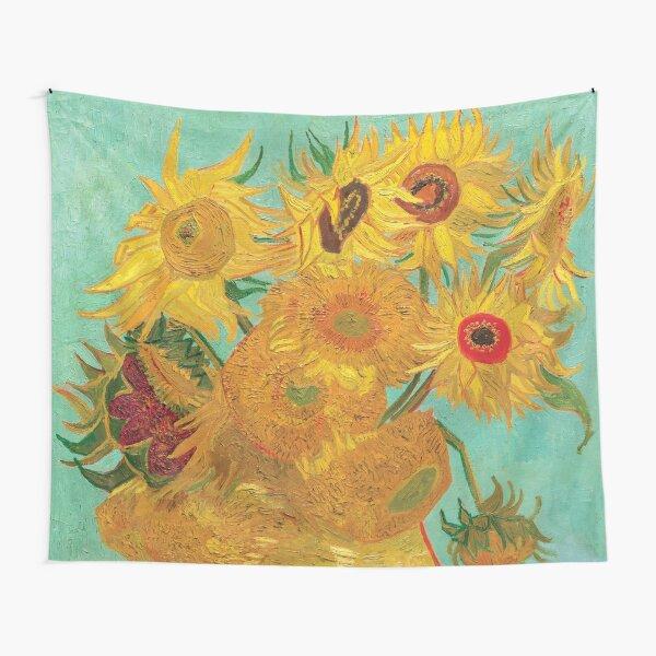 Vincent Van Gogh - Sunflowers Tapestry