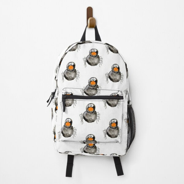 Halloween Spider Cartoon Backpack