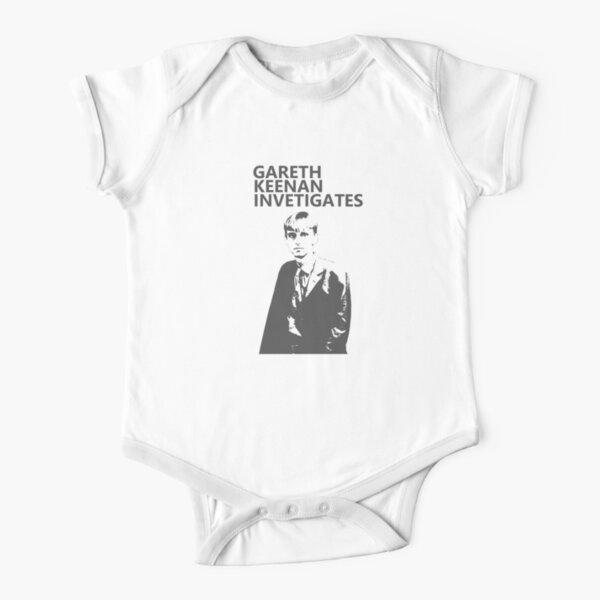The Office - Gareth Short Sleeve Baby One-Piece
