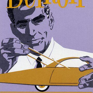 Vintage Detroit Design  by krawlspace