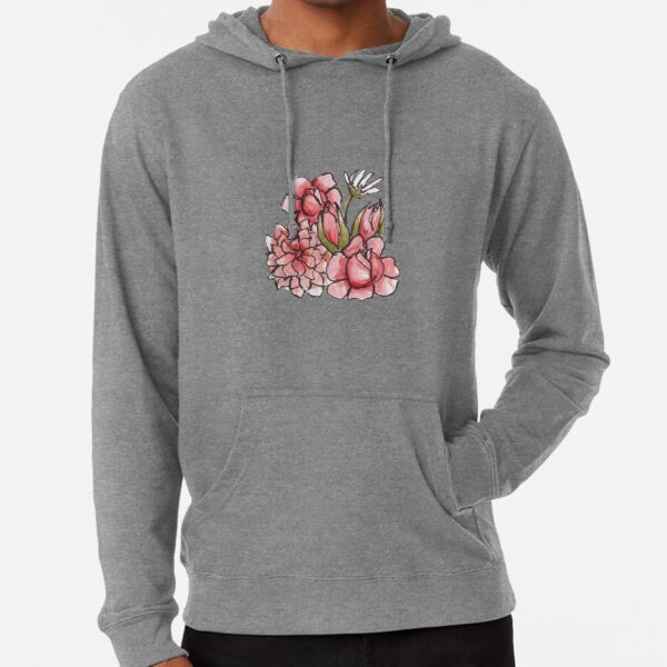 I was a florist for 3 years Lightweight Hoodie