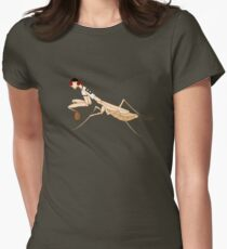 Our Buggy Overlord Women's Fitted T-Shirt