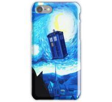 Starry Night Blue Phone Box iPhone Case/Skin