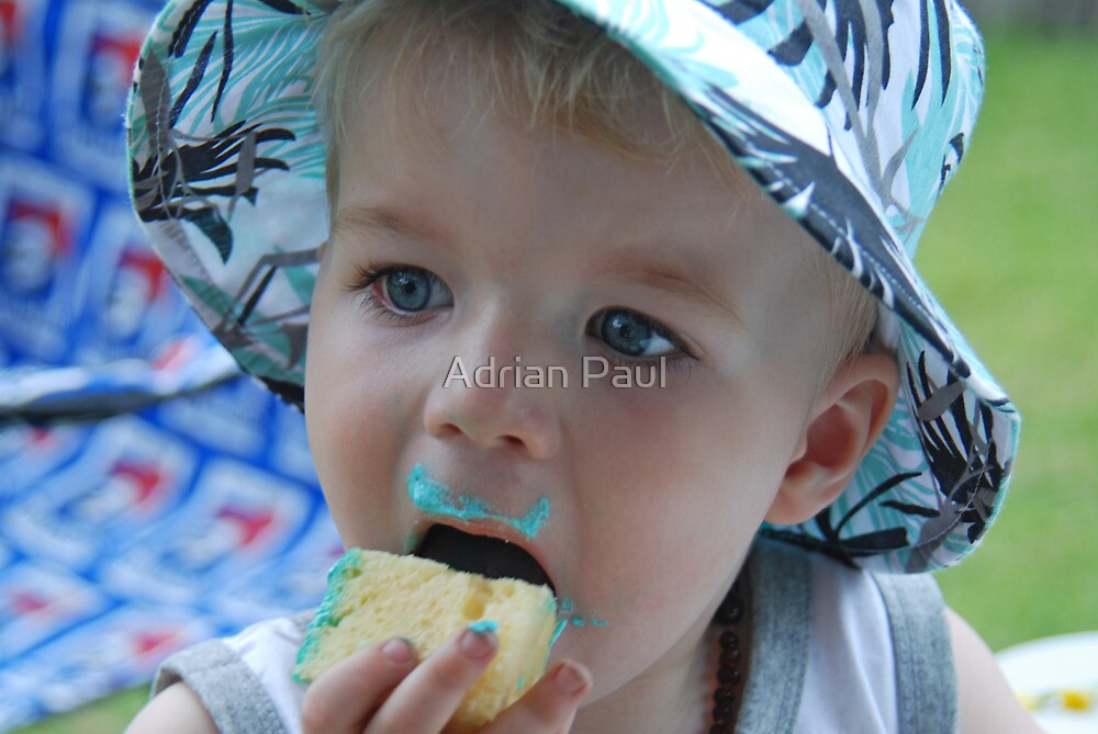 I Love Being Two! by Adrian Paul