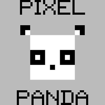 Pixel Panda by StillVio