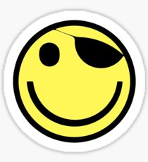 Hackers Smiley v1 Sticker