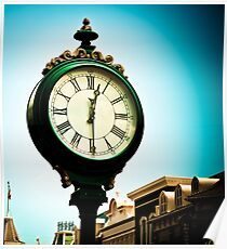 *Time Becomes... Poster