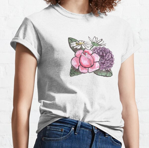 I was a florist for 3 years Classic T-Shirt