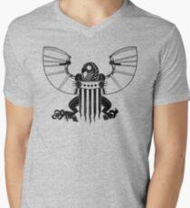 In Him We Trust Men's V-Neck T-Shirt