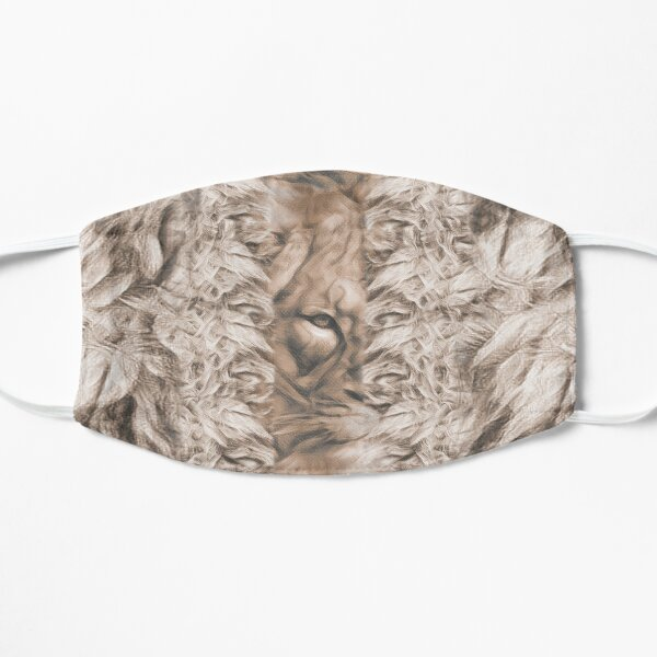 LION EYES  Flat Mask