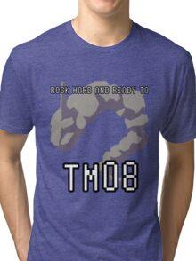 TM08 - Body Slam Tri-blend T-Shirt