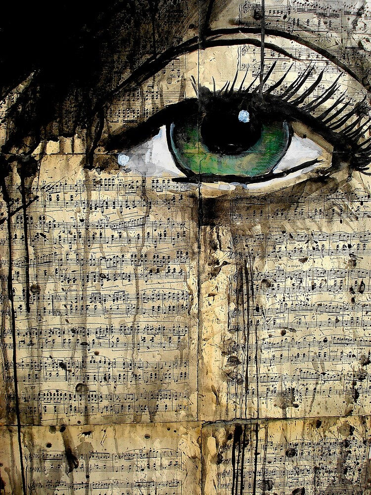 polonaise (detail) by LouiJover