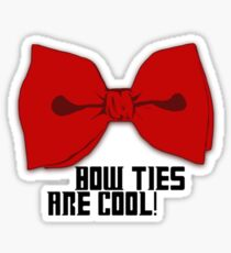 Bow Tie Sticker