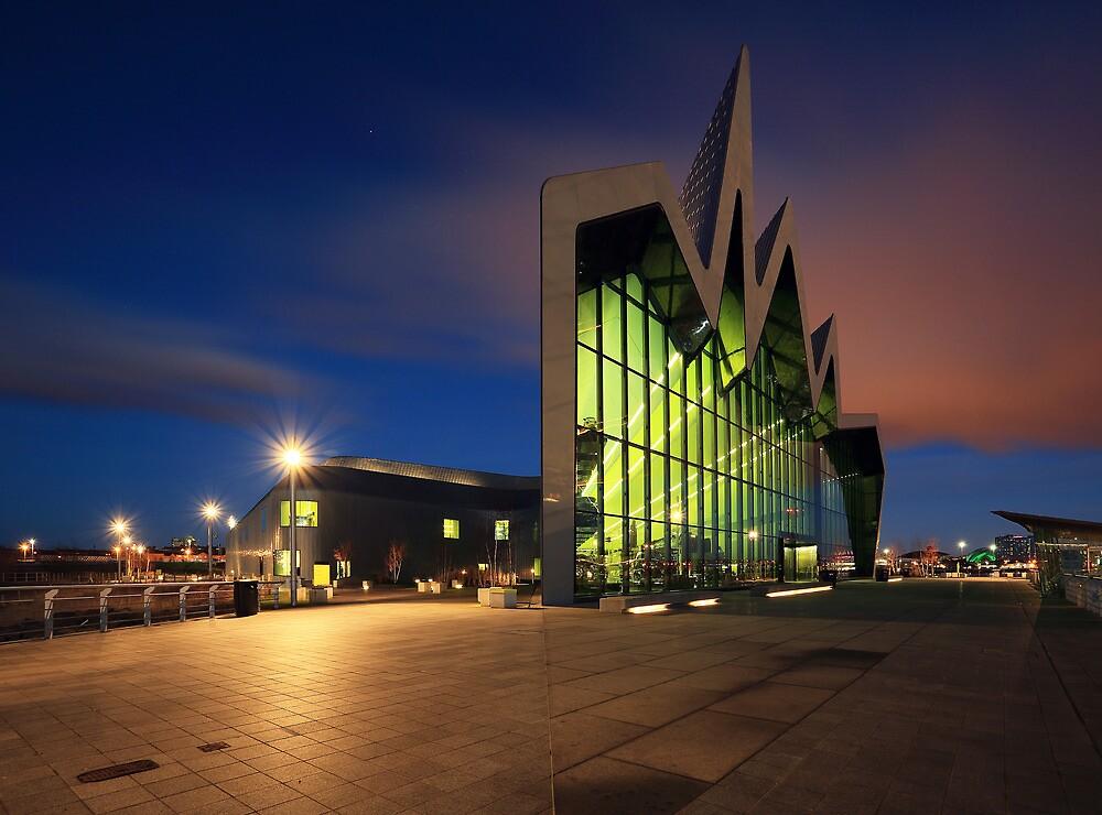 Glasgow transport museum by Grant Glendinning