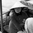subtle charm of the drink seller  by geof
