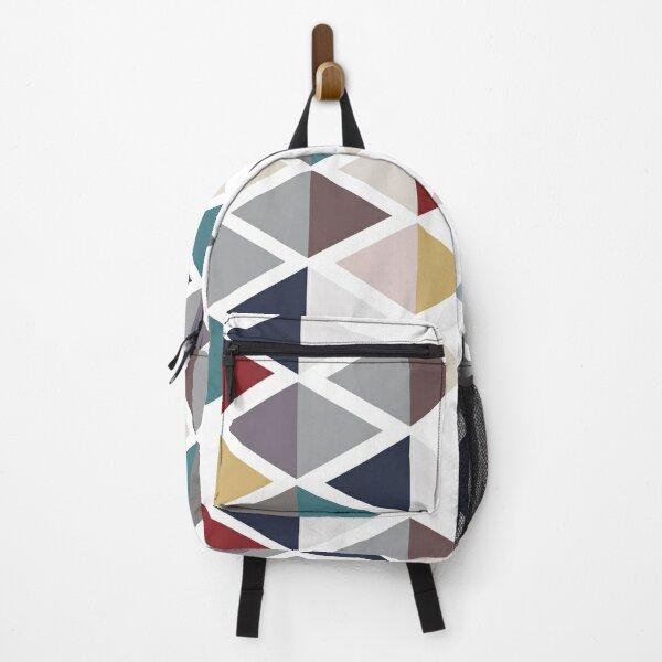 Scandinavian style pattern Backpack