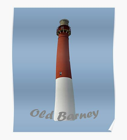 Old Barney Poster