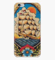 Clipper Ship iPhone Case