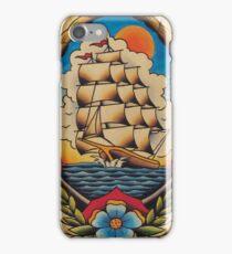 Clipper Ship iPhone Case/Skin