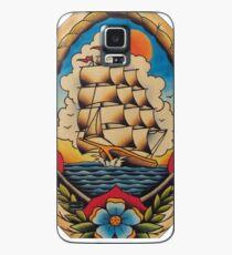 Clipper Ship Case/Skin for Samsung Galaxy