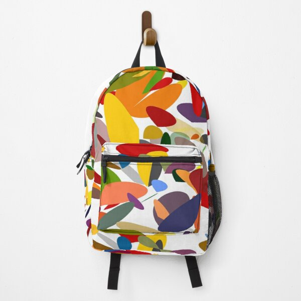 Colorful pebbles Backpack