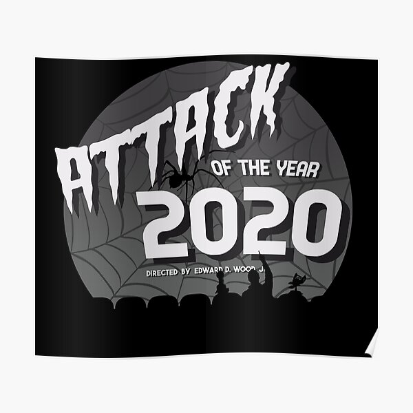 Attack of the Year 2020 - MST3K Poster