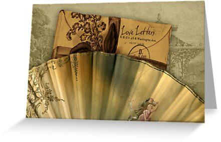 Love Letters Valentine by Sarah Vernon