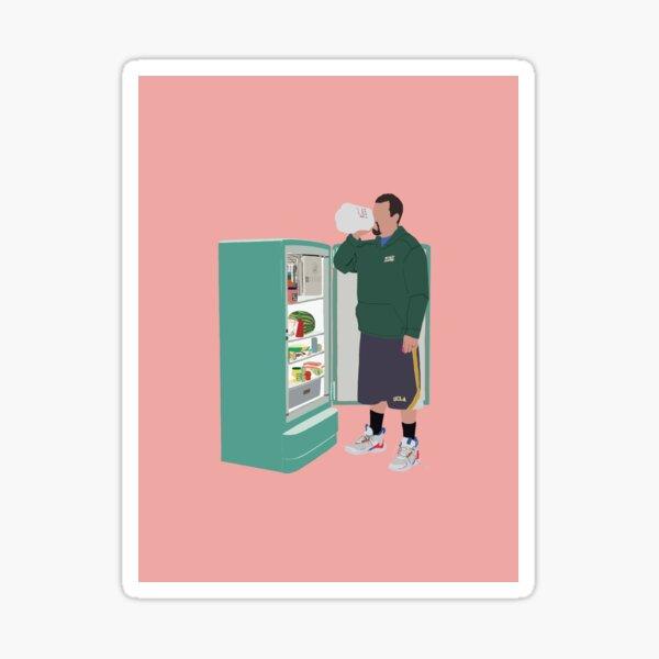 Adam Sandler New York Times Cover Sticker