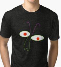 face funny Tri-blend T-Shirt