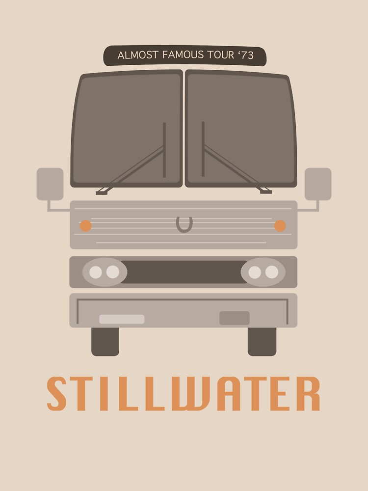 Almost Famous Stillwater Tour Bus | Unisex T-Shirt