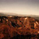 Cotopaxi at dusk by borjoz