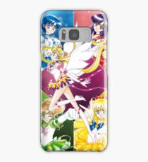 Eternal Inner Senshi Samsung Galaxy Case/Skin