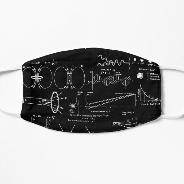 #Physics #Formula Set #PhysicsFormulaSet #FormulaSet Flat Mask
