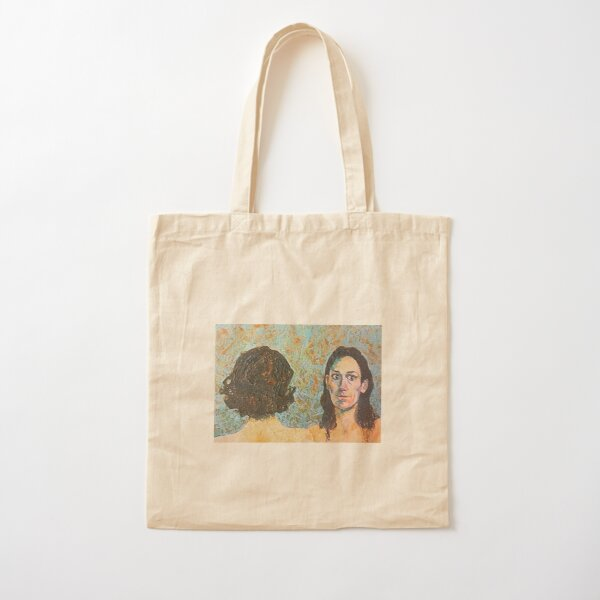 Fleabag and Claire Painting Cotton Tote Bag