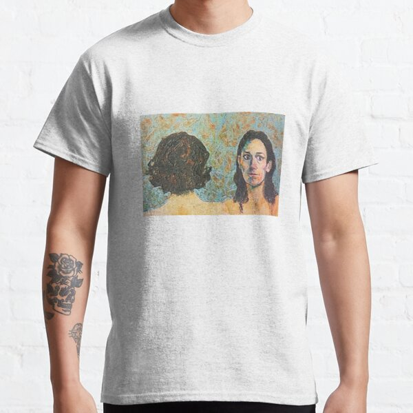 Fleabag and Claire Painting Classic T-Shirt