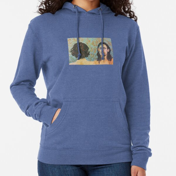 Fleabag and Claire Painting Lightweight Hoodie