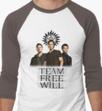 Supernatural: Team Free Will T-Shirt